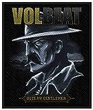 Volbeat Outlaw Gentlemen Aufnäher