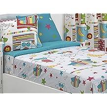 Cañete - Saco nórdico BIRD cama 105 - Color Bird A con relleno