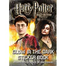 Harry Potter: Harry Potter and the Half-Blood Prince: Glow in the Dark Sticker Book