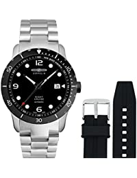Zeppelin Herren-Armbanduhr 7264M2_Set