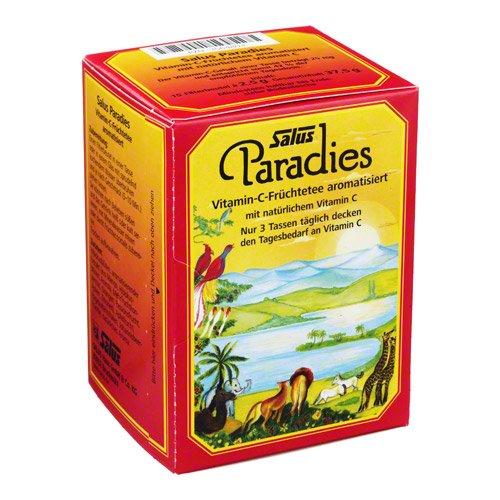 PARADIES Vitamin C-Früchtetee Salus Filterb 15 St