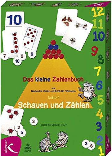 Das kleine Zahlenbuch 2: Schauen und Zählen