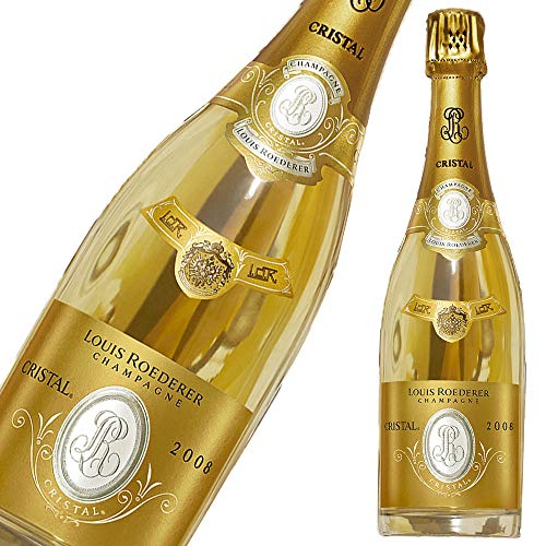 Roederer Cristal 2004 Champagner 12% 0,75l Flasche