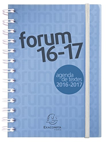 Exacompta Agenda Scolaire Journalier For...