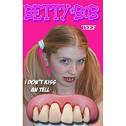 Billy Bob Halloween falsos dientes, diseño de Betty Bob
