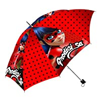 Disney-Ladybug Umbrella Folding, lb17038