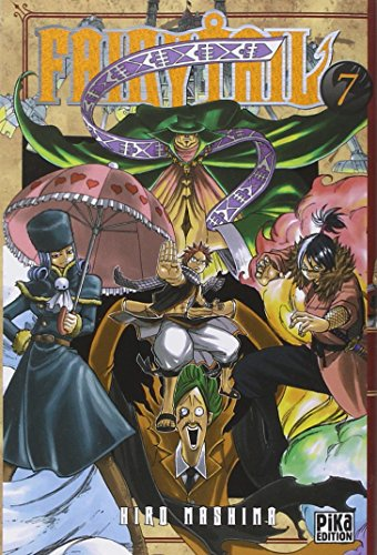 Fairy Tail - Tome 7