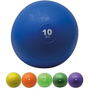 POWRX Slamball I Medizinball 3-20 kg I Slam Ball Versch. Farben