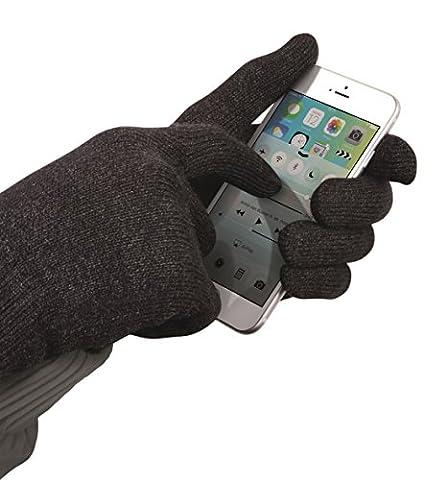 Trust Urban Sensus Touchscreen-Handschuhe (L/XL) schwarz
