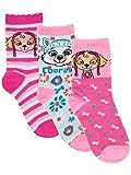 Paw Patrol Girls Skye & Everest Socks Pack of 3 Sizes 6 to 2