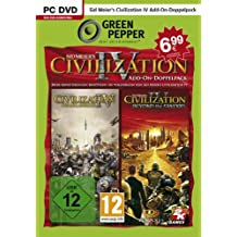 Sid Meier's Civilization IV Add-on Doppelpack [Green Pepper]