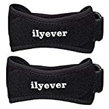 Best Knee Brace For Basketballs - Ilyever 2 Pack One Size Fit All Jumpers Review