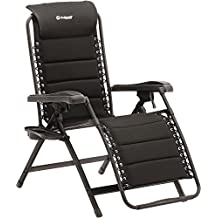 Outwell Acadia Campingsessel 68 x 85 x 114 cm Black