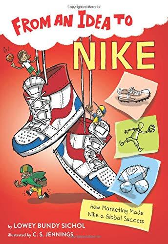 From an Idea to Nike: How Marketing Made Nike a Global Success - Nike-ribbon