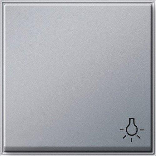Gira 028565 Wippe Symbol Licht Gira TX_44 (Wassergeschützt UP), alu -