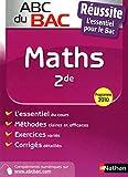 Mathématiques 2de : Programme 2010