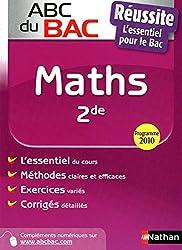 ABC du BAC Réussite Maths 2de