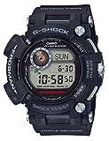CASIO Herren Digital Uhr mit Harz Armband GWF-D1000-1ER