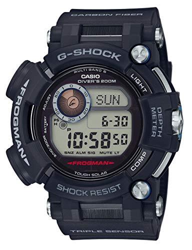 Uhr mit Harz Armband GWF-D1000-1ER ()