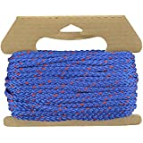 Connex DY2701701 Mehrzweckseil multifil, 6.0 mm x 20 m, gefertigt nach DIN 83307, blau-rot