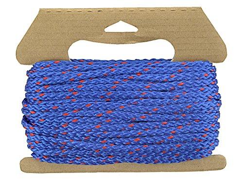 Preisvergleich Produktbild Connex DY2701701 Mehrzweckseil multifil,  6.0 mm x 20 m,  gefertigt nach DIN 83307,  blau-rot