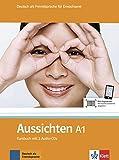 Aussichten: Kursbuch A1 & Audio-CDs (2)