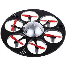 GBlife 945A 2.4G 4CH 6-Axe Gyro RC Hexacopter Drone Télécommande avec 2MP Caméra RTF Soucoupe Volante