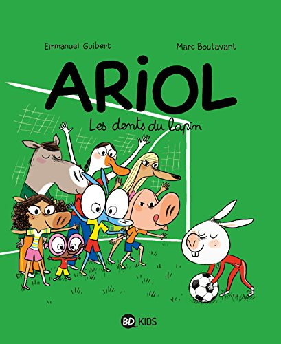 Ariol, Tome 09: Les dents du lapin