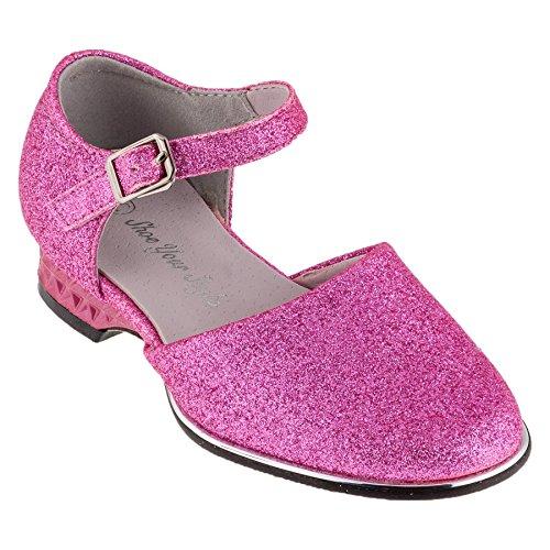 Unbekannt , Ballerines pour fille #484 Pink