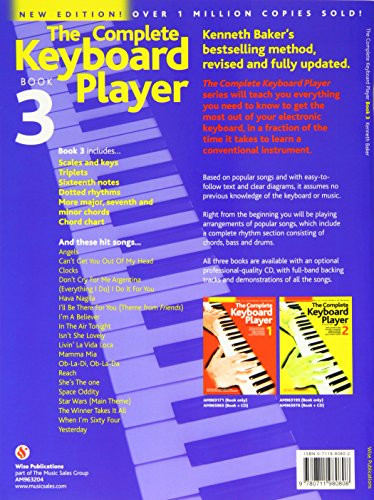 Image of The Complete Keyboard Player, Book. 3