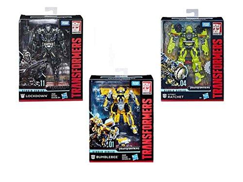 Transformers Studio Series Deluxe (Hasbro E0701EU4)