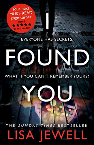 Book's Cover of I Found You