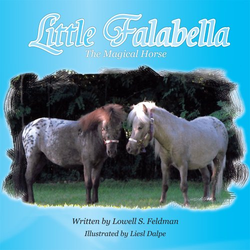 little-falabella-the-magical-horse-english-edition