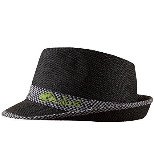 CHILLOUTS Erwachsene Hut Havanna Hat, Black, One size, 4245