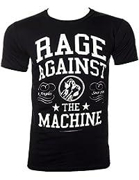 CID Herren T-Shirt RAGE AGAINST THE MACHINE - CROWN COLLEGE