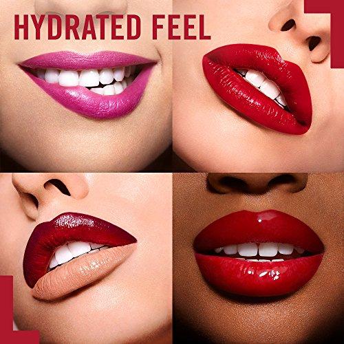 Rimmel London Moisture Renew Lipstick, 18 Vintage Pink, 4 g