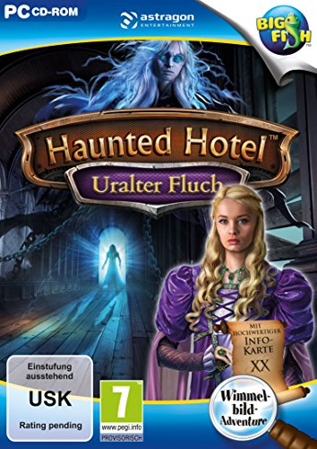 Haunted Hotel: Uralter Fluch Big Fish Pc-spiele