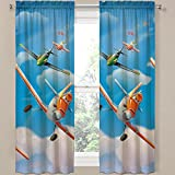 Disney Planes Window Panels Curtains Dra...