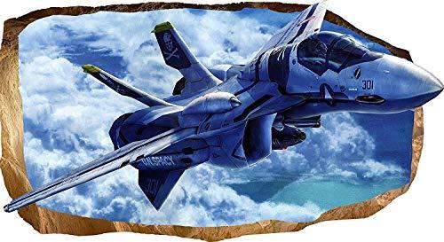 Wallpaper Home Wandbild Kunst Wanddekoration Kampfflugzeug in dir