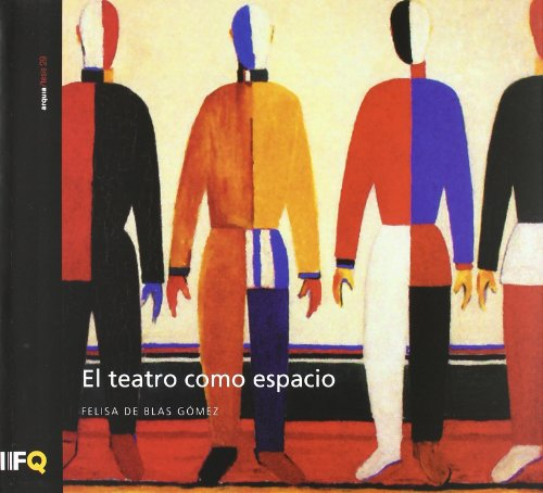 Descargar Libro Libro Teatro como espacio de Felisa De Blas Gomez