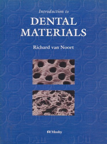 Introduction To Dental Materials by Van Noort Professor, Richard (1994) Paperback