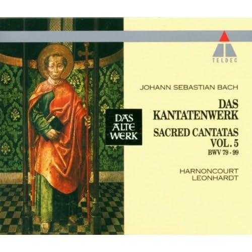 """Cantata No.87 Bisher habt ihr nichts gebeten in meinem Namen BWV87 : III Aria - """"Vergib, o Vater, unsre Schuld"""" [Counter-Tenor]"""