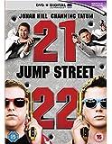 21 Jump Street / 22 Jump Street [DVD] [2014]