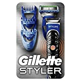 Gillette Fusion ProGlide Styler - Maquinilla de barba multiusos,...