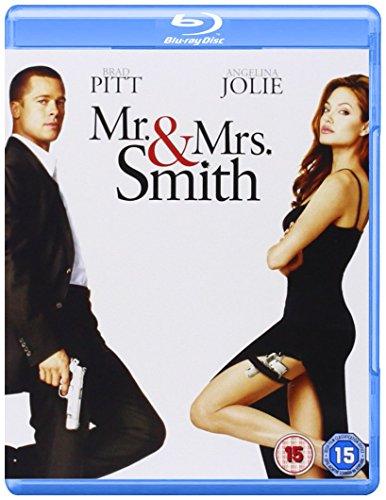 Mr & Mrs Smith [Reino Unido] [Blu-ray] 51OCQ8C05PL