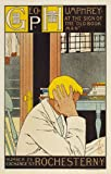 """AP10 Vintage Geo P Humphrey Sign Of The Old Book Man Poster Re-Print - A4 (297 x 210mm) 11.7"""" x 8.3"""""""