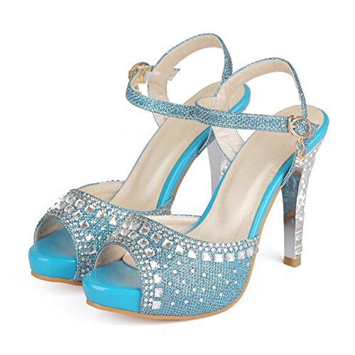 Adee, Sandali donna Blue