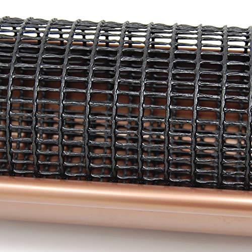 Tenax 06845 Filet Tubulaire pour Gouttière 1 m Lot de 5