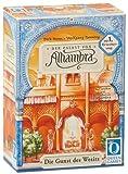 Image for board game Queen Games 6030 - Der Palast von Alhambra 1. Erw: Die Gunst des Wesirs (german version)