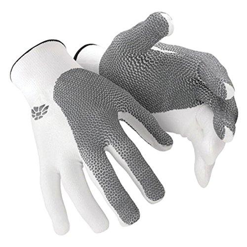 Hexarmor 114943 NXT Größe L Schnittschutzhandschuh, SuperFabric und Cortek Faser Material, weiß/grau, 24 x 15 x 1 - Desinfizieren Geschirrspüler